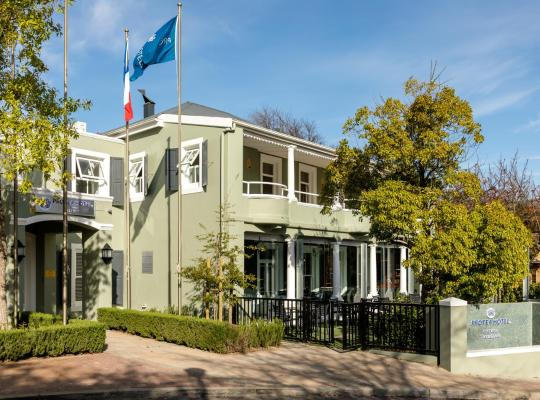 호텔 사진: Protea Hotel by Marriott Franschhoek
