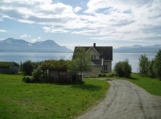 Fotografii: Nordberg Lodge