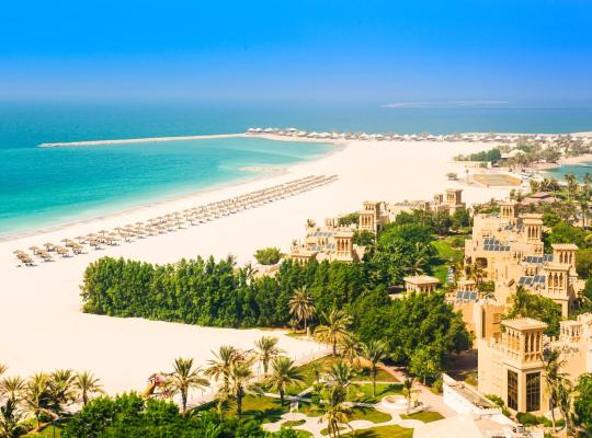 Хотел снимки: Hilton Al Hamra Beach & Golf Resort