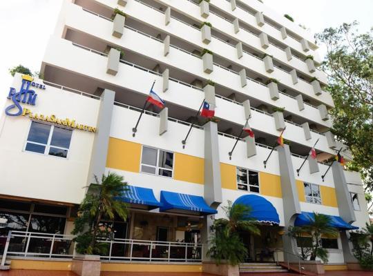 Hotel foto: Hotel Plaza San Martin