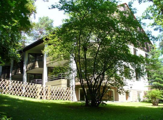 Хотел снимки: Tillmanns-Haus