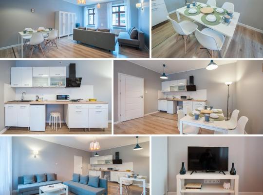 Фотографии гостиницы: The Very Centre Apartamenty przy Piotrkowskiej