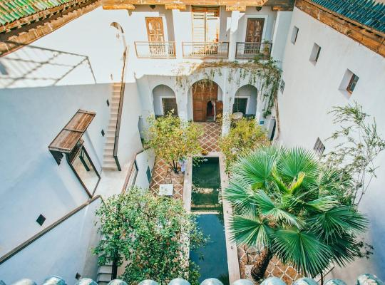 होटल तस्वीरें: Riad Le Rihani