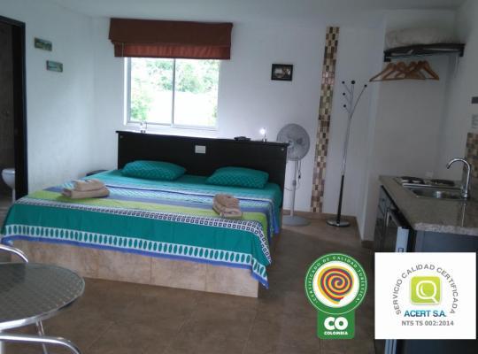 Hotel bilder: Taganga Oasis ApartaHotel