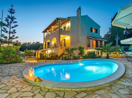 Képek: Galazio Sunset Villas