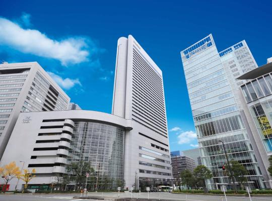 酒店照片: Hilton Osaka Hotel