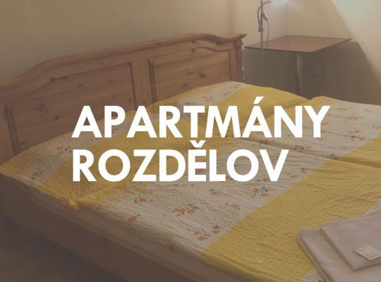 Hotel photos: Apartmány Rozdělov