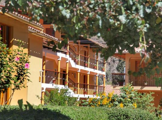 Fotografii: Tunupa Lodge Hotel