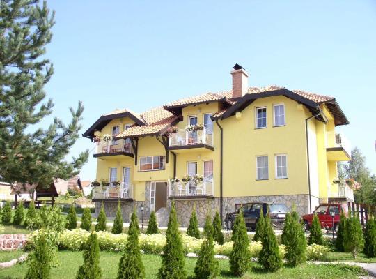Хотел снимки: Apartments Villa Zlata