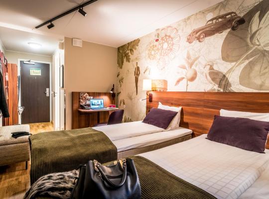รูปภาพจากโรงแรม: Scandic Skärholmen
