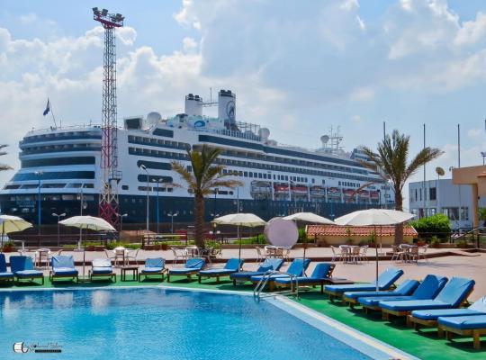 ホテルの写真: Resta Port Said Hotel