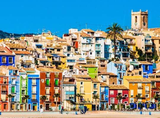 Hotel bilder: Playa Centro la Vila
