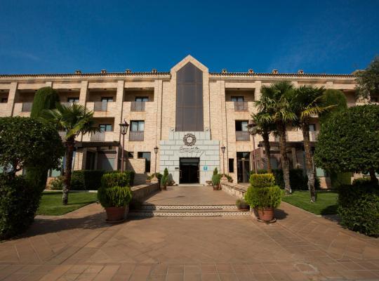 Φωτογραφίες του ξενοδοχείου: Hotel Cigarral del Alba