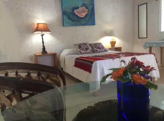 תמונות מלון: Mayan Bongalow Near Chichén