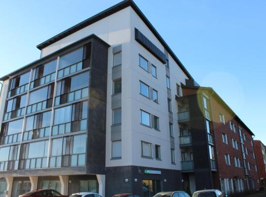 Hotelfotos: 2 room apartment in Lahti - Hämeenlinnantie 18 B 38