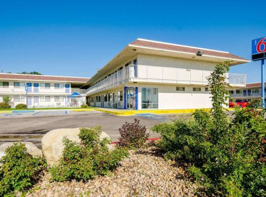 Хотел снимки: Motel 6 Denver - Thornton