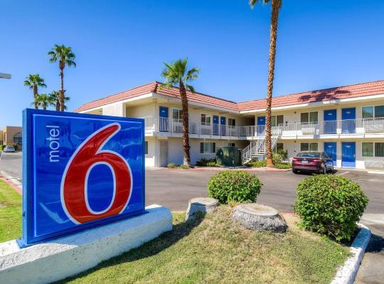Fotos do Hotel: Motel 6 Palm Springs - Rancho Mirage