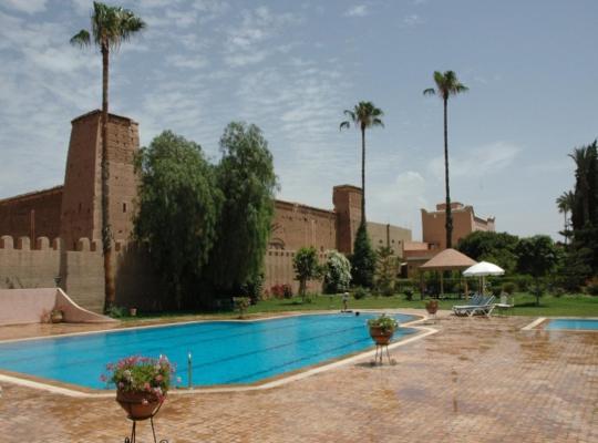 Otel fotoğrafları: Palais Riad Hida