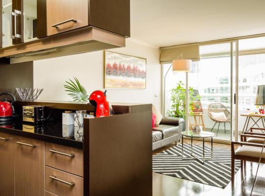 Hotel photos: Departamento Amoblado Las Condes