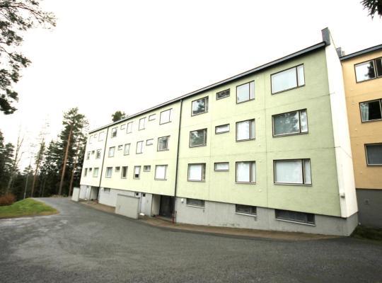 Hotelfotos: Studio apartment in Kuopio, Taivaanpankontie 33 (ID 1986)