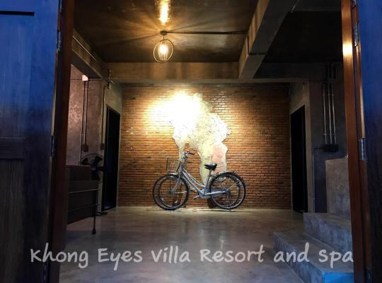 Hotel foto 's: Khong Eyes Villa Resort and Spa