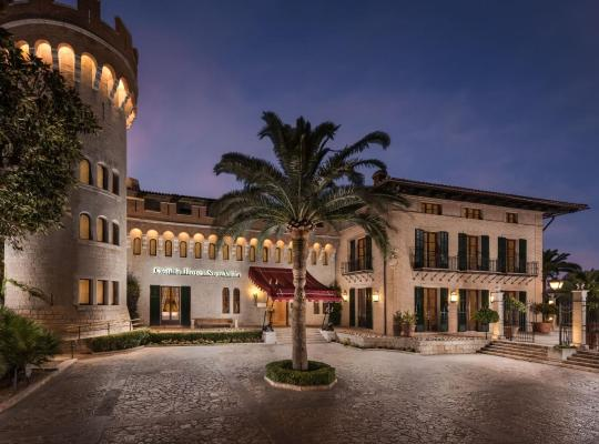 ホテルの写真: Castillo Hotel Son Vida, a Luxury Collection Hotel
