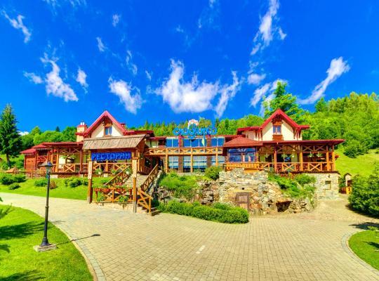 Φωτογραφίες του ξενοδοχείου: Slovyanka Hotel