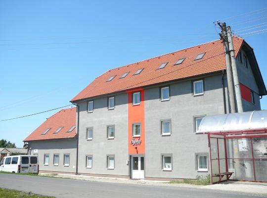 Otel fotoğrafları: Ubytovňa Sýpka