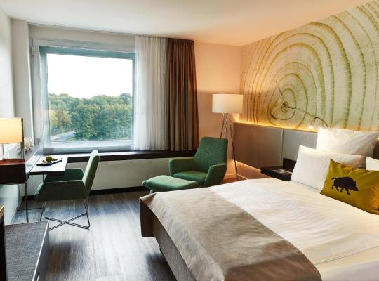 Otel fotoğrafları: Steigenberger Airport Hotel Frankfurt
