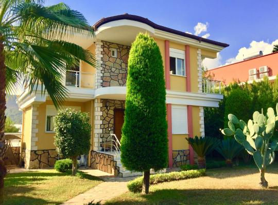 होटल तस्वीरें: Villa Tekirova