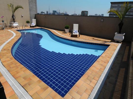 Viesnīcas bildes: Mercure São Paulo Paraíso