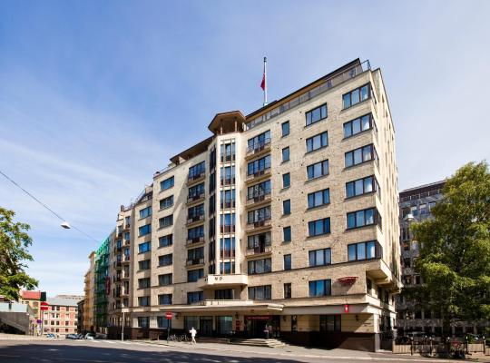 Hotellet fotos: Thon Hotel Slottsparken