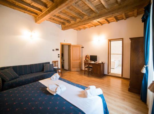 Fotos do Hotel: Abetone e Piramidi Resort