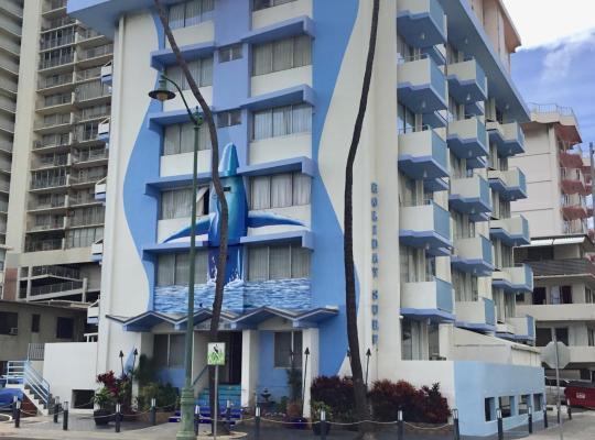 Photos de l'hôtel: Holiday Surf Hotel (with kitchen)