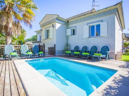Hotelfotos: Villa Sa Marina