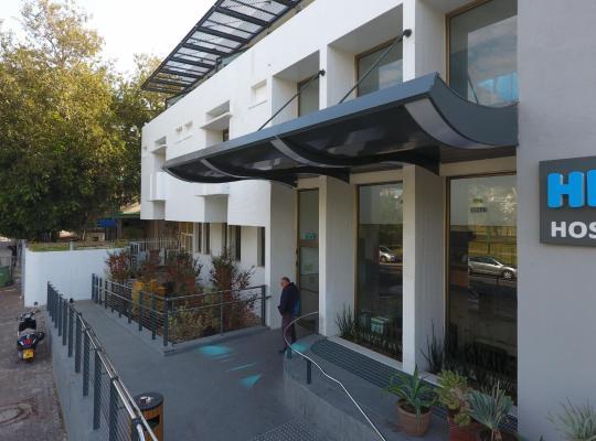 Hotel bilder: HI - Bnei Dan - Tel Aviv Hostel