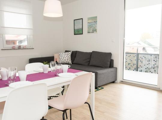Otel fotoğrafları: Zagreb west Apartment