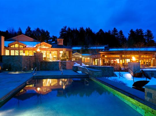 Foto dell'hotel: Topnotch Resort & Spa