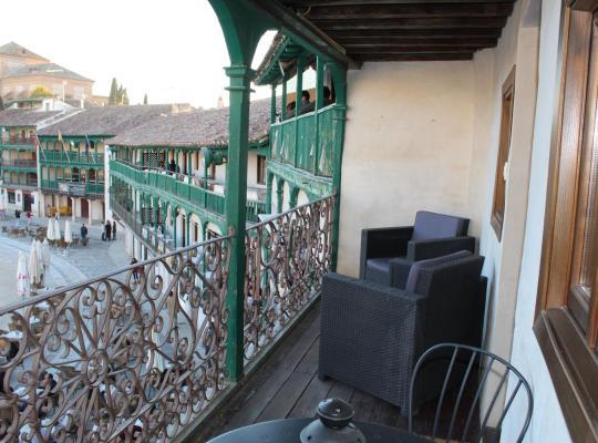 รูปภาพจากโรงแรม: Los Balcones de Galaz