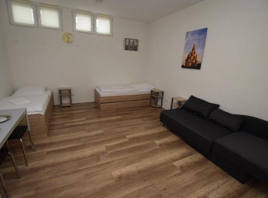 Hotellet fotos: AB Apartment Objekt 20