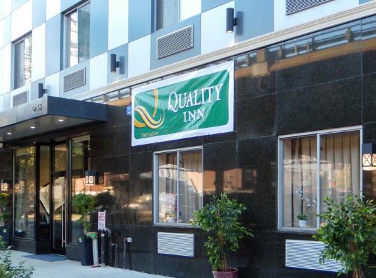 Фотографии гостиницы: Quality Inn near Sunset Park