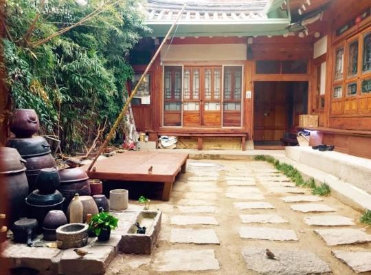 Хотел снимки: Gongsimga Hanok Guesthouse