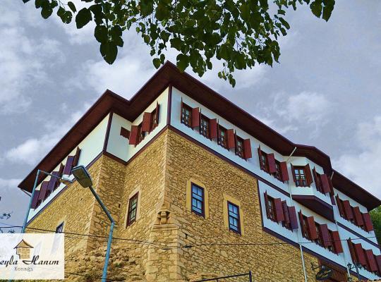 Хотел снимки: Leyla Hanim Konagi
