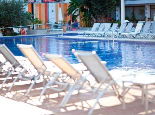 酒店照片: Hotel Puchet