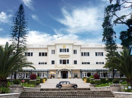 Hotel photos: Dalat Palace Heritage Hotel