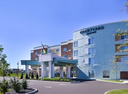 호텔 사진: Courtyard by Marriott Columbus Grove City