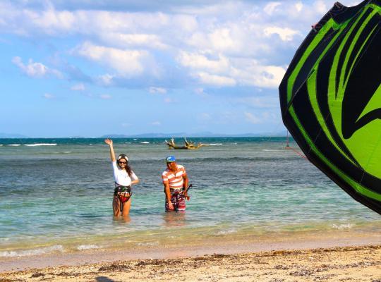 Photos de l'hôtel: Buen Hombre Kite Camping / Hotel
