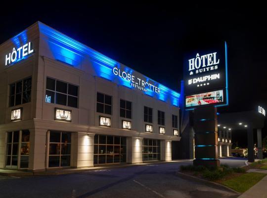 Фотографії готелю: Hotel & Suites Le Dauphin