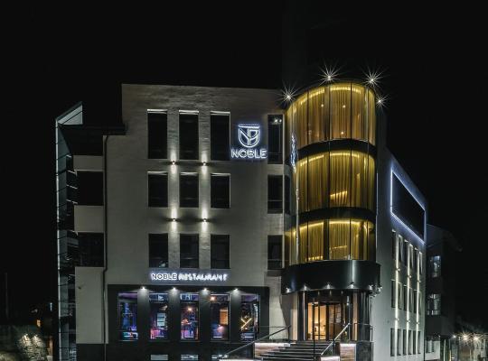 Φωτογραφίες του ξενοδοχείου: Noble Boutique Hotel