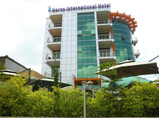 Хотел снимки: Heron Hotel